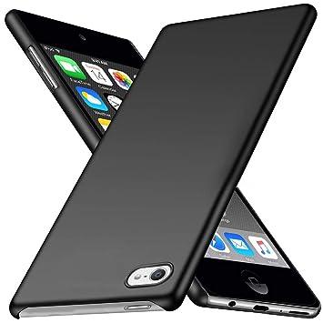 TopACE Funda para Teléfono Apple iPod Touch 6 / Touch 7 2019 Carcasa Dura Mate Ultrafina Funda Protectora a Prueba de Caídas Simple y Ligera Adecuado ...