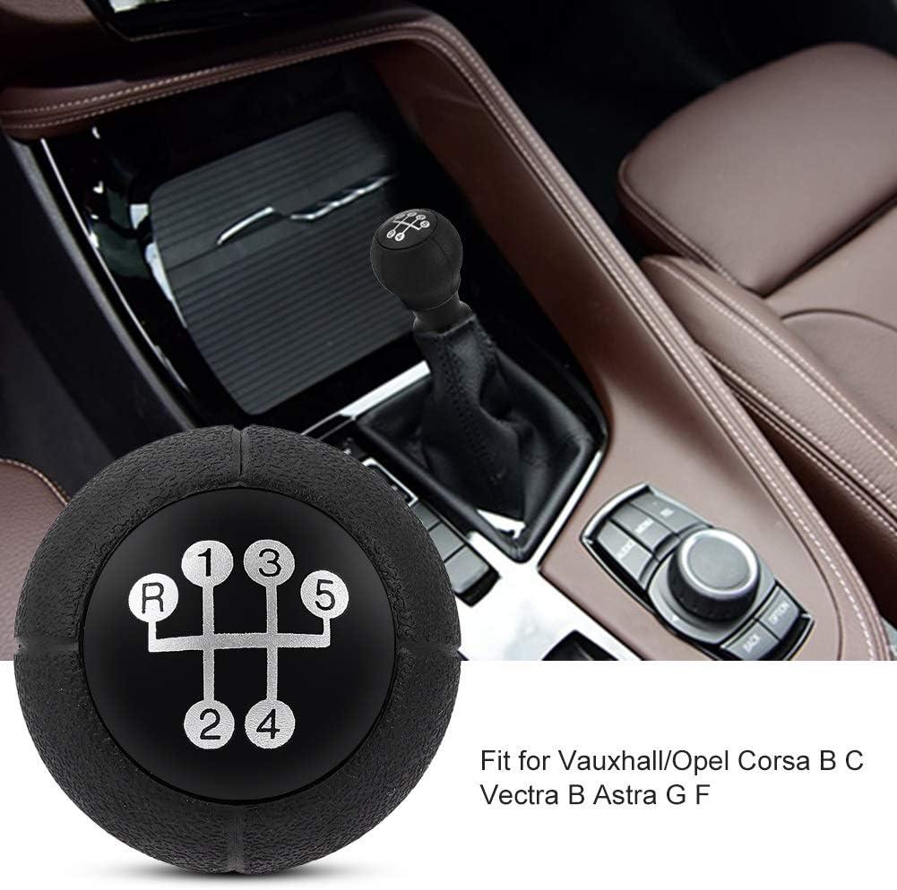 Schaltknauf Kopf 5 Gang Auto Schaltknauf Kopf Kompatibel Mit Opel Corsa B C Vectra B Astra G F Auto