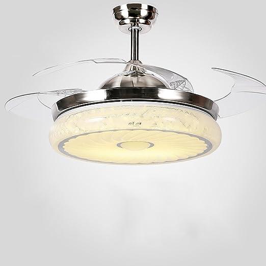 Stealth Ventilador de techo Lámpara de ventilador Lámpara ...