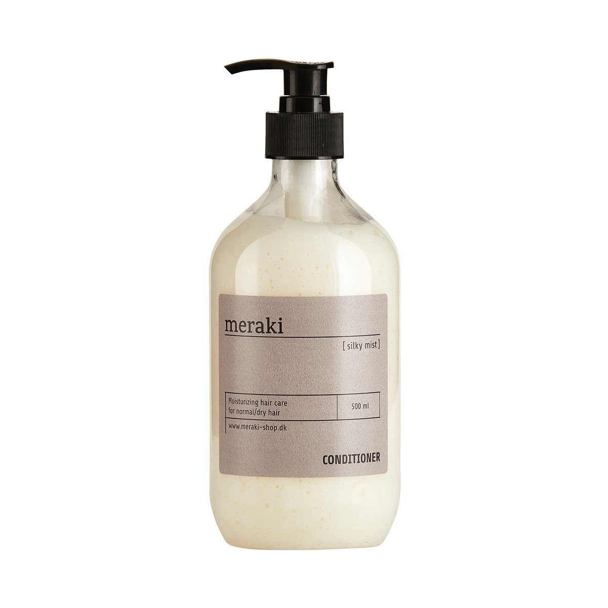 MERAKI Conditioner Silky Mist 5x500ml 5er Pack