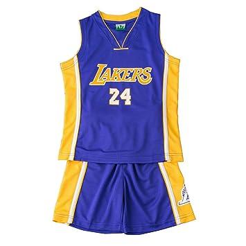 FDRYA Lakers # 24 NBA Kobe Bryant Conjunto de Camisetas de ...