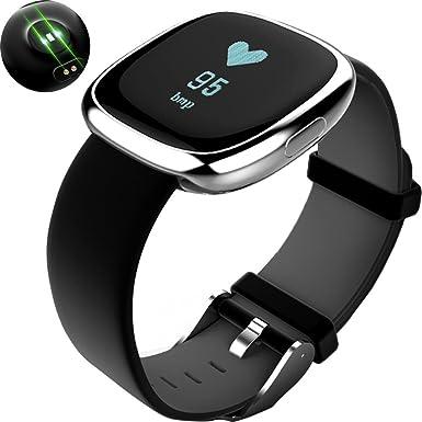 P2 Smart Band negocios Smartwatch P2 presión arterial Monitor de frecuencia cardíaca inteligente Pulsera podómetro Dormir