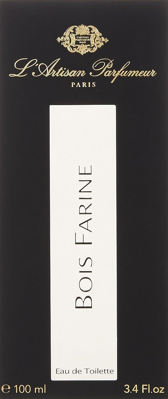 L\'Artisan Parfumeur Bois Farine Eau de Toilette Spray, 3.4 Ounce 81bPSQqLIIL._SL1500_