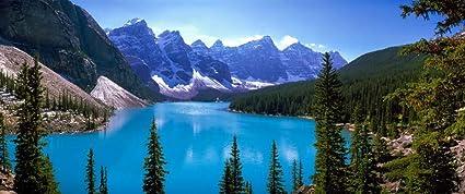 Amazon Com Moraine Lake Banff National Park Alberta