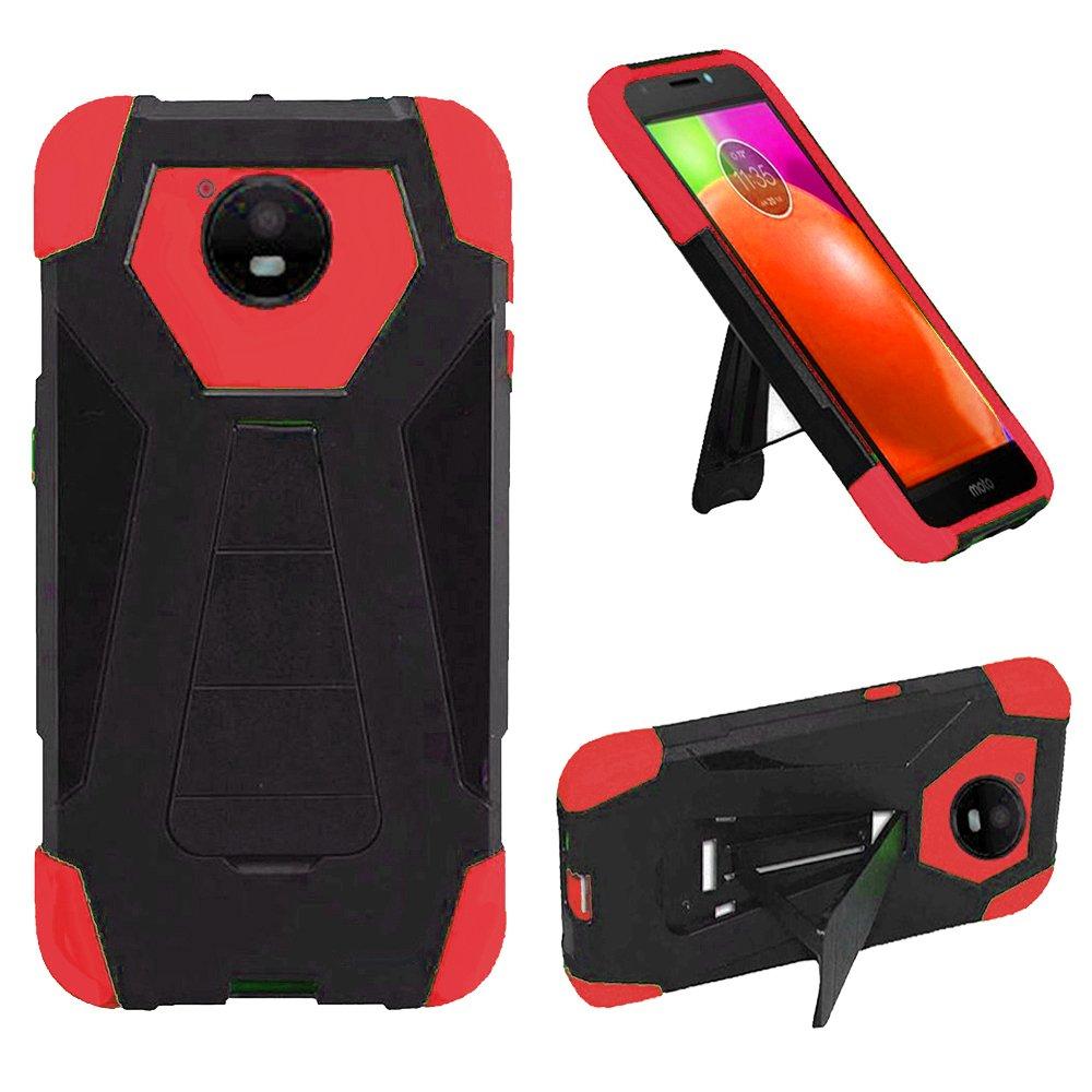 super popular 131a8 37e06 Phone Case for Motorola Moto E4 / Moto-E-4 4g LTE Verizon (for 5