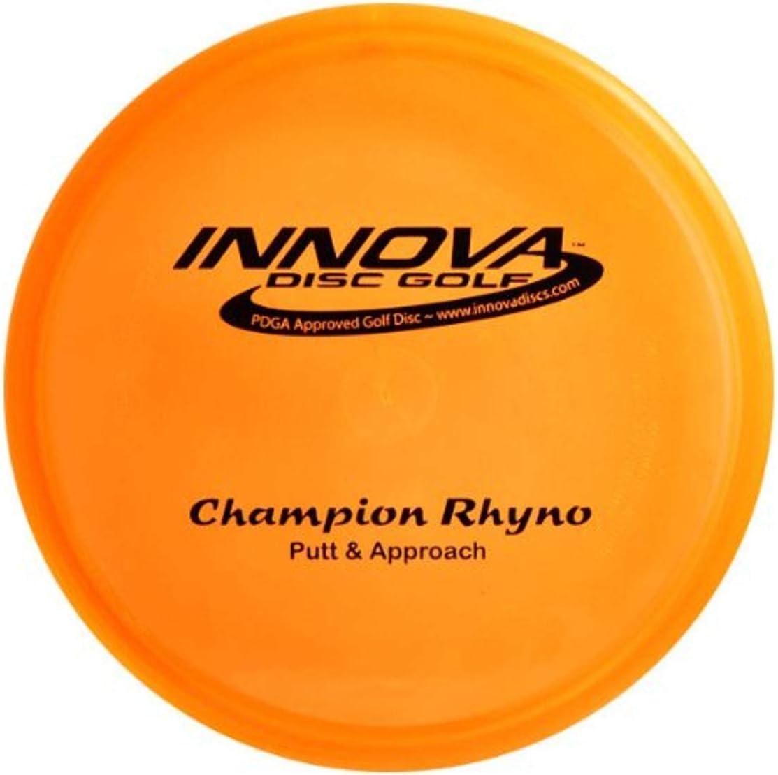 Innova Disc Golf Champion Material Rhyno Golf Disc