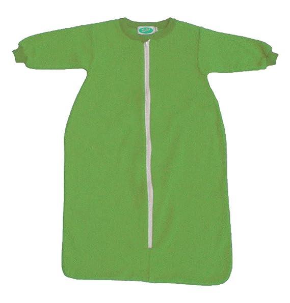 Reiff punto - Saco de dormir para bebé manga larga, algodón orgánico de peluche: Amazon.es: Ropa y accesorios