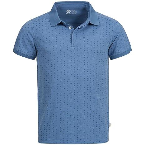 Timberland Hombre Graphic Polo Camiseta 7044j, 7044J-478, extra ...