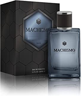Machismo Eau De Toilette Spray for Men 3.3 Ounces 100 Ml - Scent Similar to Man