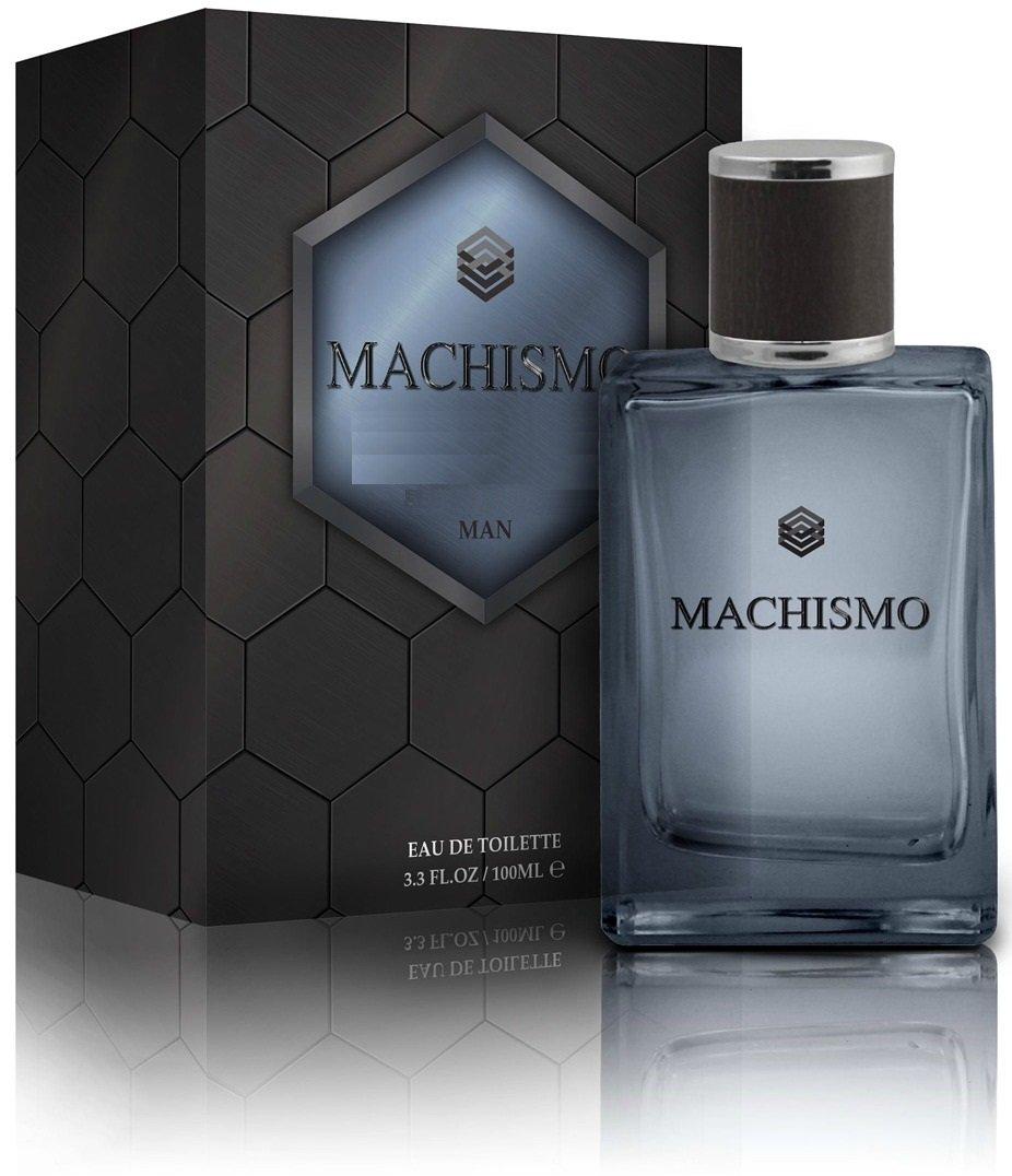 Machismo Eau De Toilette Spray for Men 3.3 Ounces 100 Ml - Scent Similar to Man