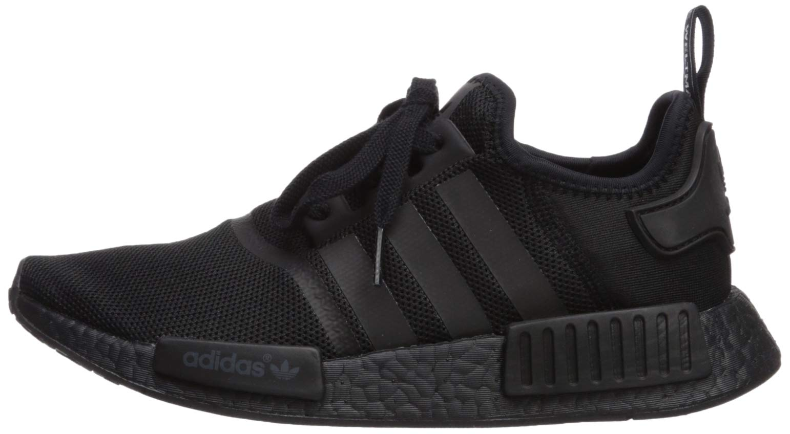 the best attitude 15a5b 88a48 Amazon.com: adidas NMD R1 'Triple Black' - S31508 - Size 9.5 ...