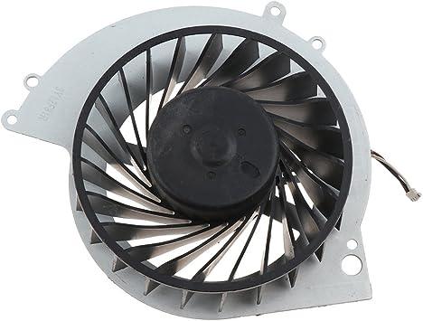 D DOLITY Pieza De Reparación del Ventilador De Refrigeración Interno De Repuesto para El Modelo De La Consola Sony ...
