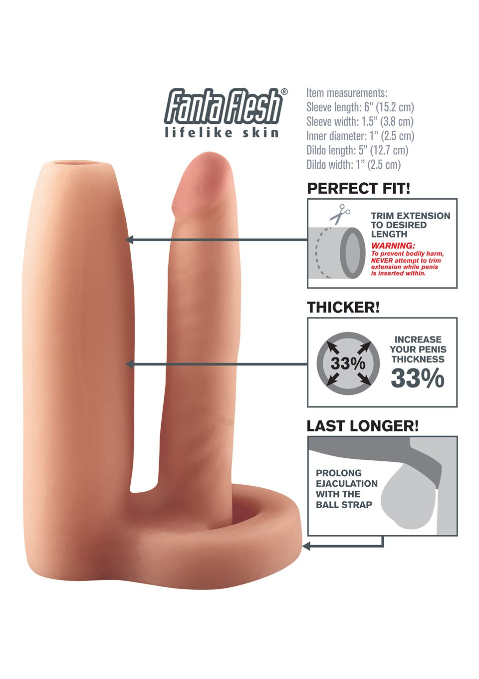 rub clit with cock