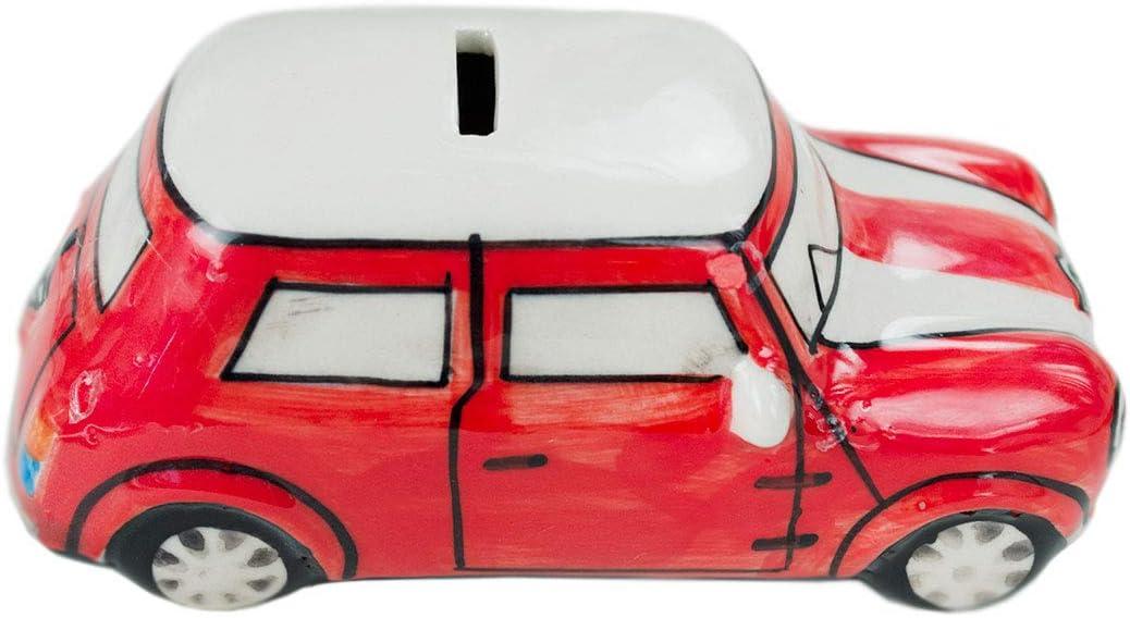 Life Arts Mini Cooper Handmade Gift Money Pot