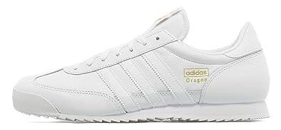 basket adidas dragon blanche
