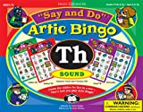 """Say and Do Artic Bingo Sound Game Letter """"Th"""" - Super Duper Educational Learning Toy for Kids"""