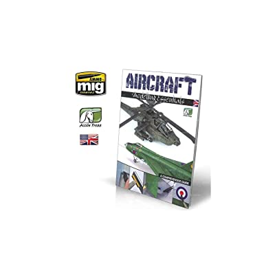 AMMO EURO-0014 Aircraft Modelling Essentials English, Multicolour: Accion Press, Accion Press: Toys & Games
