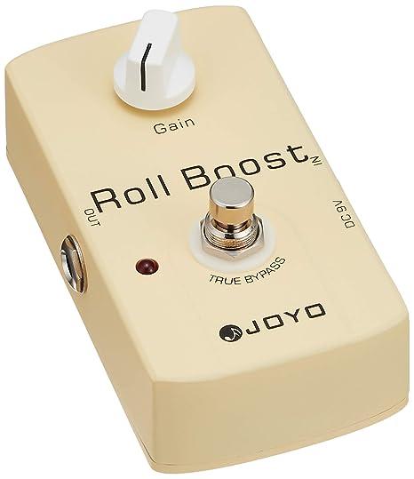 3495224892 Amazon.com  JOYO zyo-yo- Effector Booster Roll Boost  domestic regular  goods   Musical Instruments