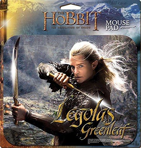 Ata-Boy The Hobbit: Desolation of Smaug Legolas Greenleaf Mouse Pad]()