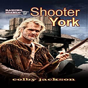 Shooter York Audiobook