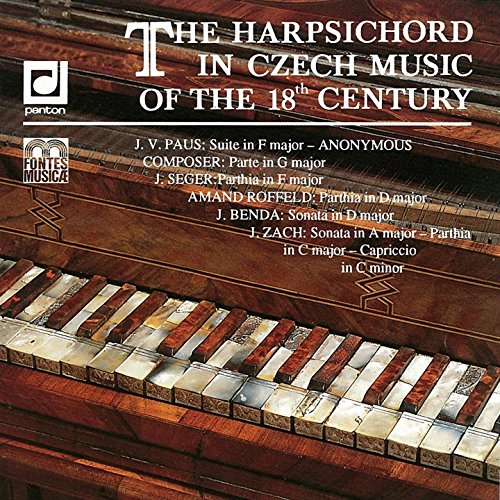 18th Century Harpsichord Music - The Harpsichord in Czech Music of the 18th Century