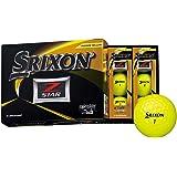 DUNLOP(ダンロップ) ゴルフボール SRIXON Z-STAR ゴルフボール 2019年モデル 1ダース(12個入り)