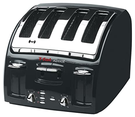 Amazon T fal Classic Avante 4 Slice Toaster with Bagel