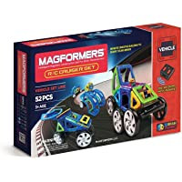 Magformers Vehicle R/C Cruiser Set (52-pieces)