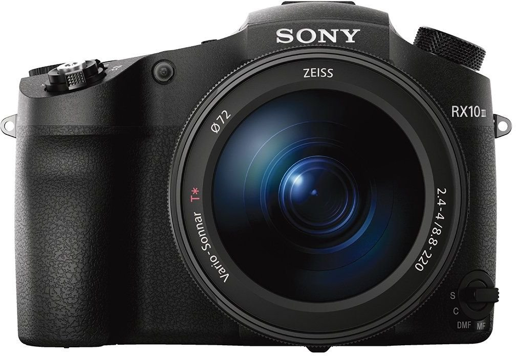 Sony Cyber-Shot DSC-RX10M3 20.1MP Digital Camera (Black)