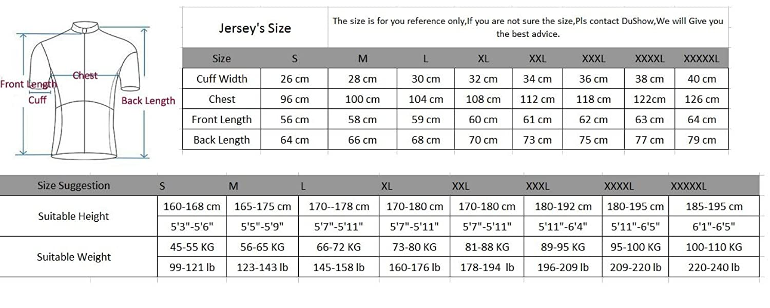 DuShow Women's Short Sleeve Cycling Jersey/Bicycle Top
