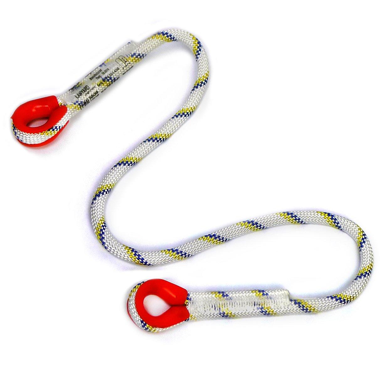 Clow EPI arnés de seguridad accesorios 1 m cuerda: Amazon.es ...
