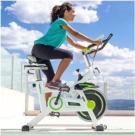 Bicicleta de Spinning Fitness 7008: Amazon.es: Deportes y aire libre