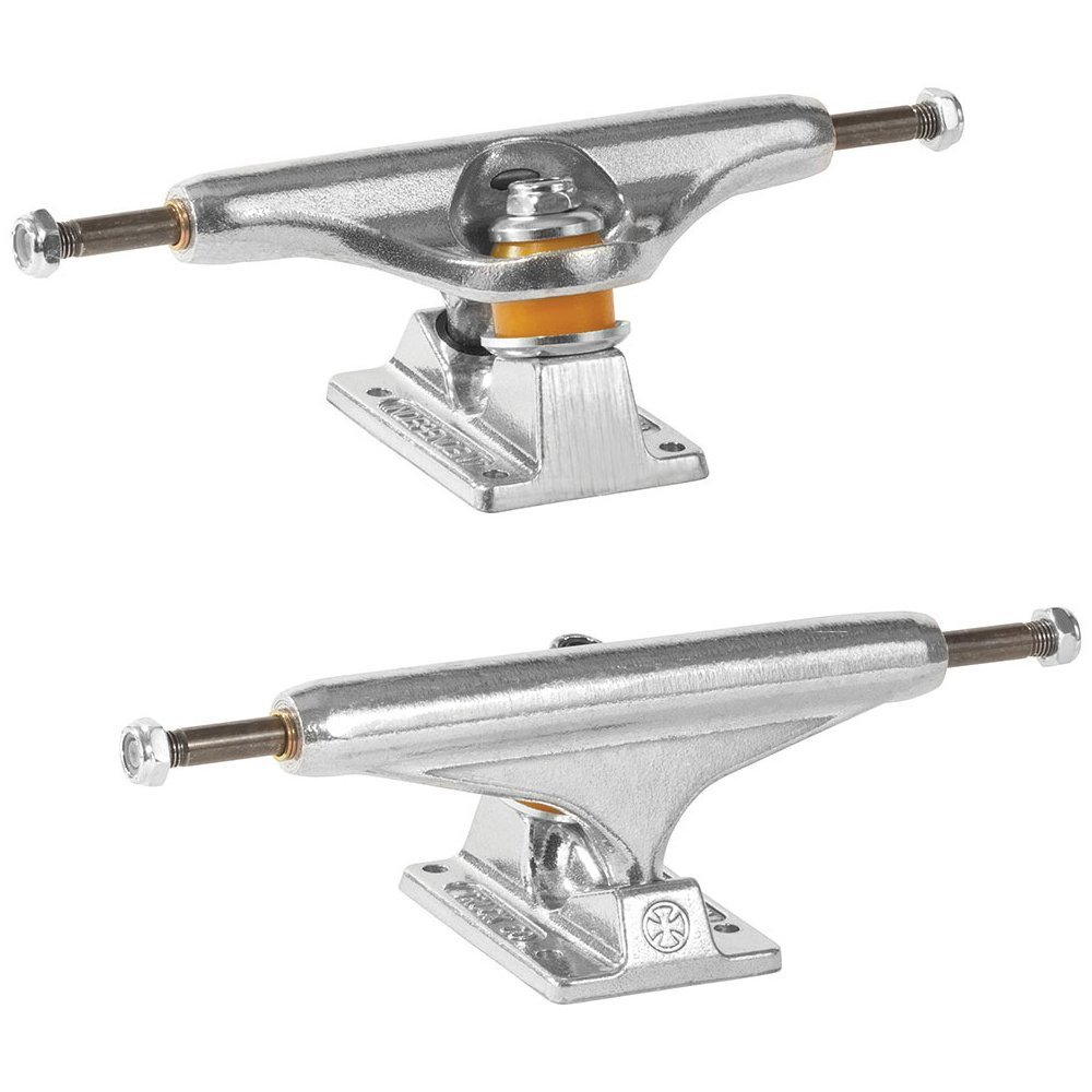 Independent 159 Stage 11 Standard Truck, Silver, set of 2 by Independent