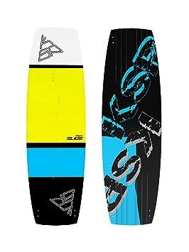 TABLA KSP SLIDE 2015 FREERIDE COMPLETA PARA KITESURF 140x42 KITE BOARD SURF