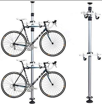 Kw-tool Gancho de Bicicleta de Doble Gancho, Soporte para ...