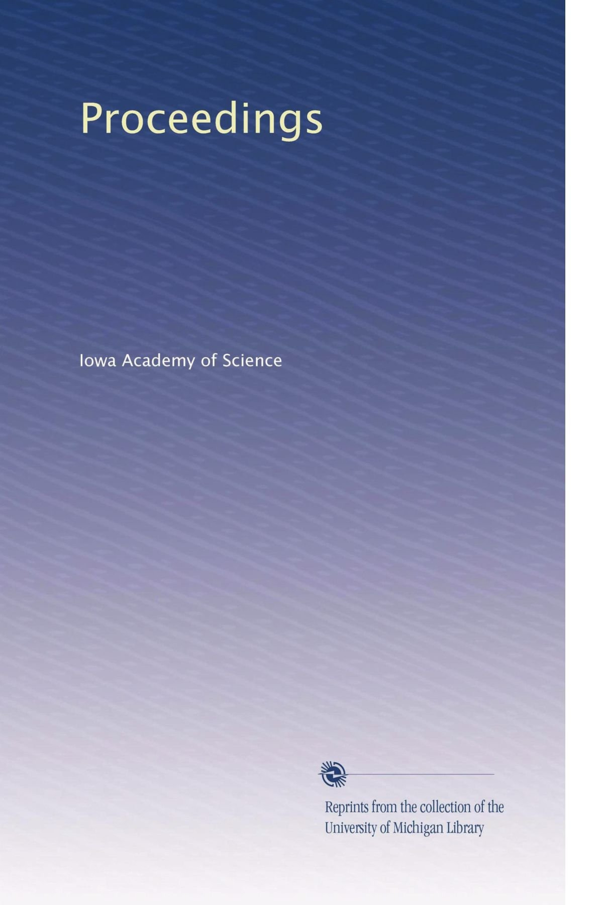 Read Online Proceedings pdf epub