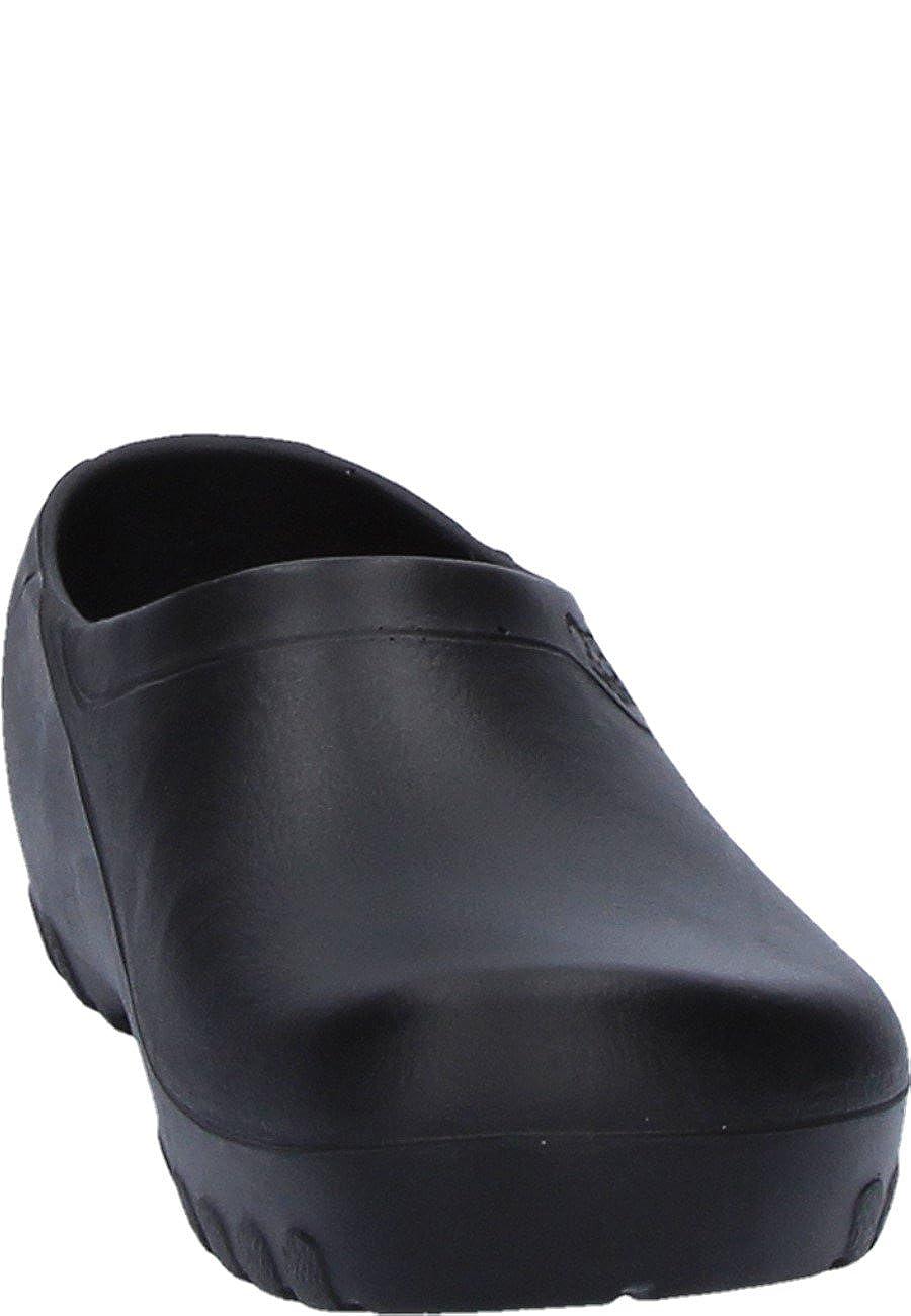 Jolly Fashion by Alsa  r schwarze PU mit Schuh mit PU auswechselbarem Korkfußbett, 39 03c181