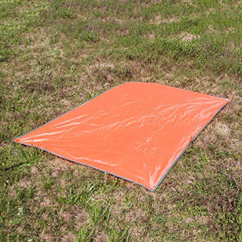 YTYC 200x200cm Travel Outdoor Picnic Camping Mat Beach Mat Waterproof Foldable by YTYC