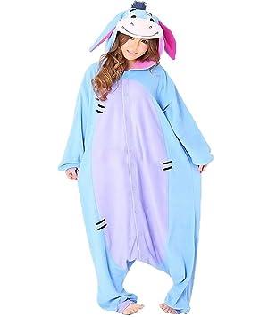 36879e3a056f Eeyore Kigurumi Costume - Adult Size - Official Disney Product ...