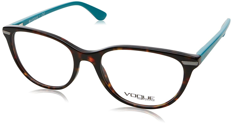 d9245164d89 Vogue VO2937 Eyeglass Frames 2393-51 - Dark Havana at Amazon Men s Clothing  store