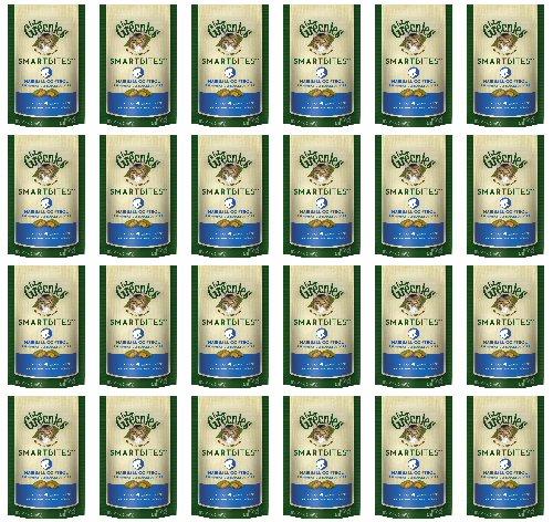 Greenies Feline Tuna SmartBites Hairball Control 3.15Lbs (24 x 2.1oz)