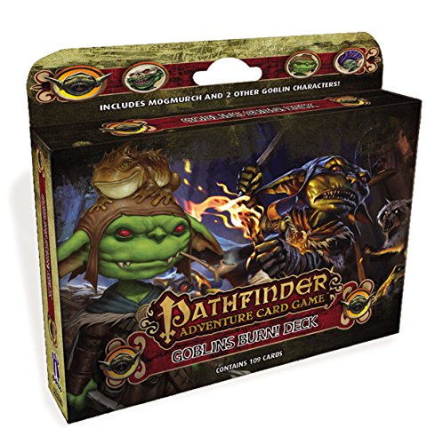 Pathfinder Adventure Card Game: Goblins Burn! Class Deck