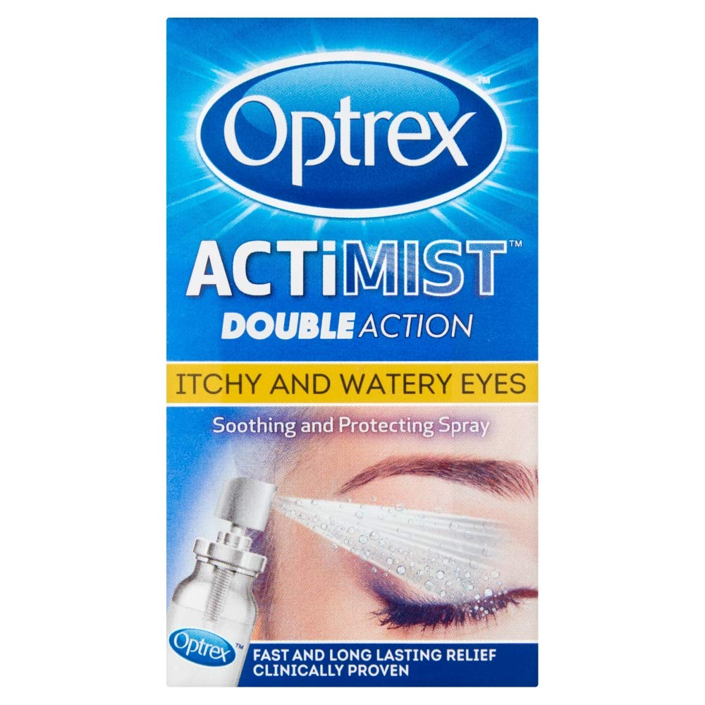 Optrex ActiMist Soothing and Protecting Spray, 10 ml
