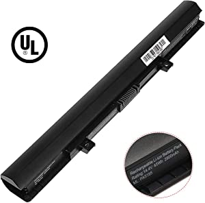 New PA5185U-1BRS Replacement Laptop Battery for Toshiba Satellite C50 C55 C55D C55T L55 L55D L55T C55-B C55-B5299 L55 L55D L55T fits PA5184U-1BRS PA5184-1BRS PA5186-1BRS PA5195-1BRS 14.4V 45WH
