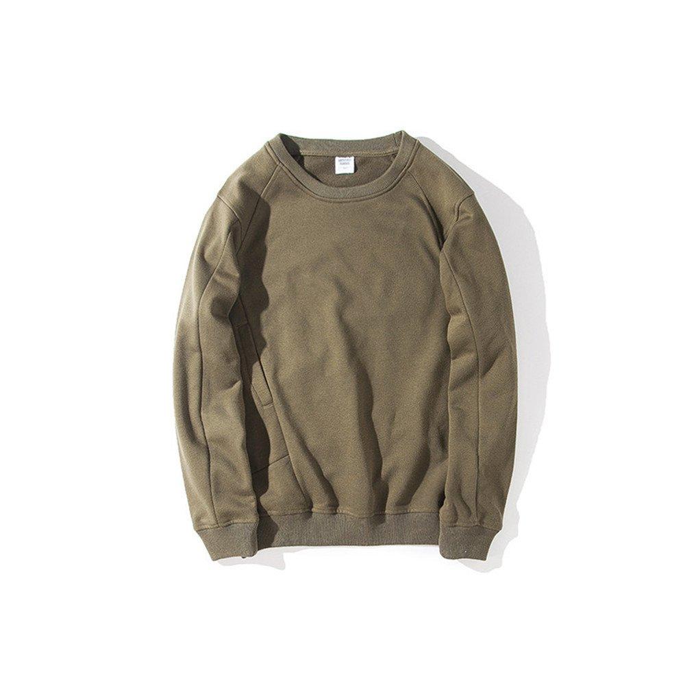 Ndsoo der japanische männer - t - Shirts, Sweater Pullover, t - Shirt Hoodies persönlichkeit,Army Grün,l