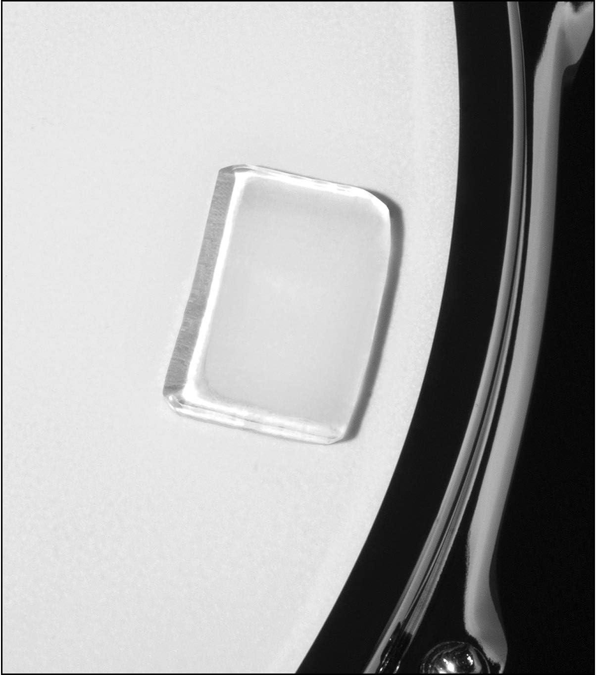 RTom Moongel Damper Pads clear Dämpfer Gel transparent Schlagzeug Drum Fell