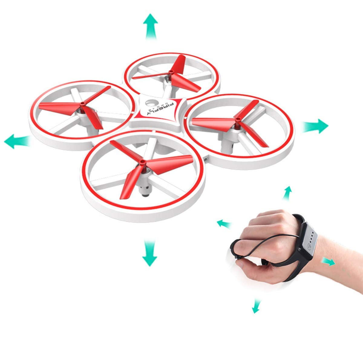 UPLEYING Smart Gesture Control Drone Automatically Avoid Obstacles (B) by UPLEYING (Image #1)