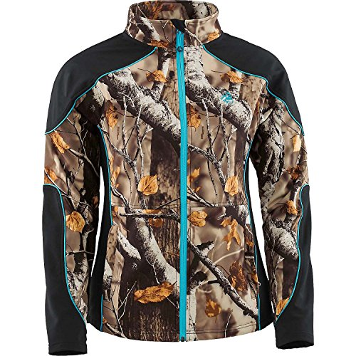 Legendary Whitetails Womens Timber Creek Softshell Big Game Field Camo Large