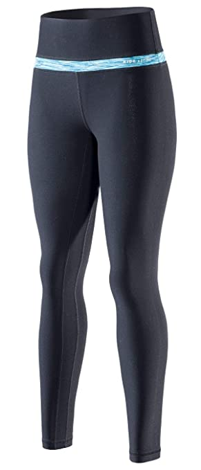 3370671618b RION ACTIVE Women Stretch High Waist Yoga Pants Running Tights