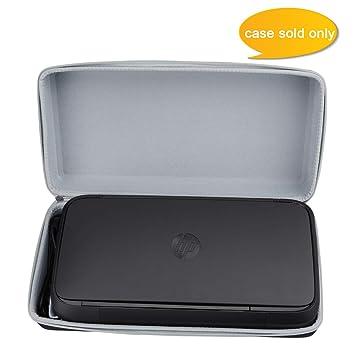 Aproca Duro Viajes Funda Bolso Caso para HP OfficeJet 250 ...